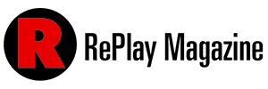 Replay Magazine logo