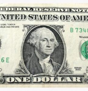 Dollar bill - Adobe Stock image