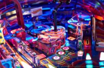 American Pinball Hot Wheels Playfield Detail