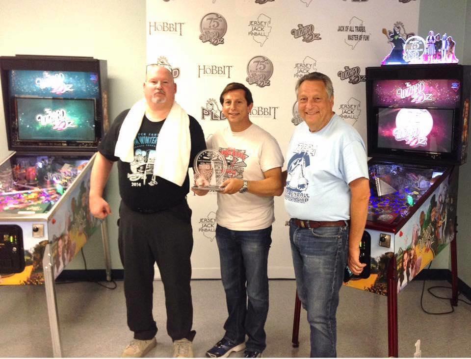 Jack Guarnieri and Steve Epstein