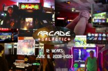 Celebrating 12 Years at Arcade Galactic