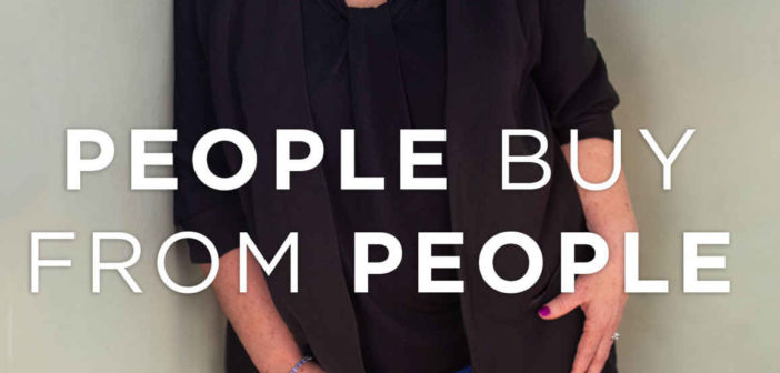 People Buy From People Book